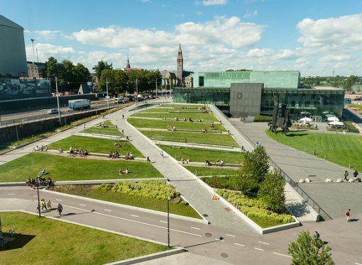 Helsinki miastem przyjaznym dla rowerzystów