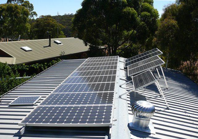 Bariery związane z energią słoneczną